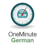 One Minute German