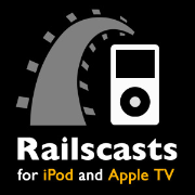 Railscasts (iPod & Apple TV)