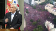 A Fight Against Neoliberalism: Over A Million Chileans Protest Amid Violent Crackdown