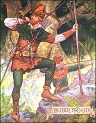 Легенда о Робин Гуд