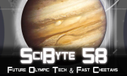 Future Olympic Tech & Fast Cheetahs   SciByte 58