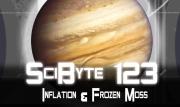 Inflation & Frozen Moss   SciByte 124