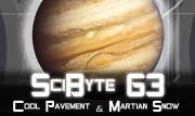 Cool Pavement & Martian Snow   SciByte 63