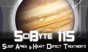 Sleep Apnea & Heart Defect Treatments | SciByte 115