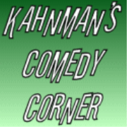 Kahn Man's Comedy Corner