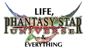 Phantasy Star LUEniverse