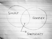 Simplexity of Design