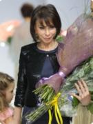 Елизавета Романюк Неделя моды в Москве