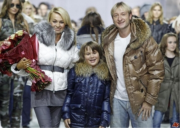 Яна Рудковская Неделя моды в Москве