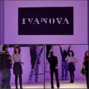 Лена Иванова Неделя моды в Украине