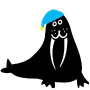 Bedtime Walrus