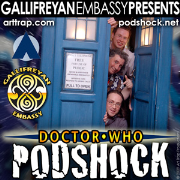 177 - Doctor Who: Podshock