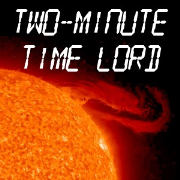 Two-minute Time Lord