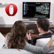 Expand your TV entertainment with Viaway App on Opera TV Store