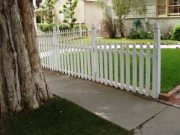 From Behind Our White Picket Fence
