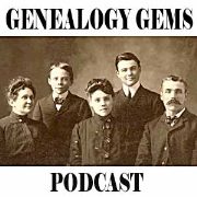 Genealogy Gems Podcast -  Your Family History Show