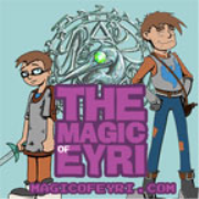 The Magic of Eyri: Podcast and Novel