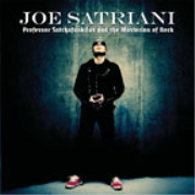 """Joe Satriani """"Professor Satchafunkilus and the Musterion of Rock"""" Podcast (Audio)"""