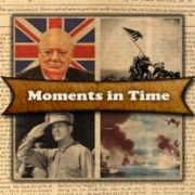 Moments In Time 7 D-Day  Invasion-Charles Collin-CBS