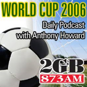 2GB WORLD CUP PODCAST