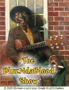 The BluzNdaBlood Podcast, Show #4 Blue Ridge Blues & BBQ Festival