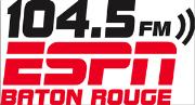 WNXX - ESPN Baton Rouge - 104.5 FM - Baton Rouge, US