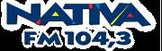 Rede Nativa - Rádio Nativa FM (Ribeirão Preto) - Ribeirão Preto, Brazil