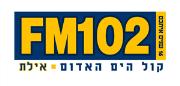 FM 102 - 102.0 FM - Eilat, Israel