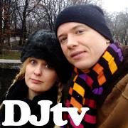 DJtv - Daniel och Johanna pratar litteratur