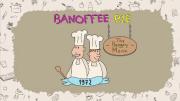 Yummy for Mummy - a banoffee pie