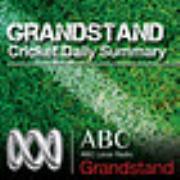 Grandstand Cricket Daily Summary