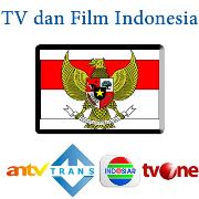 Nonton TV favorit Anda dari Indonesia