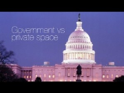 Government vs Private Space