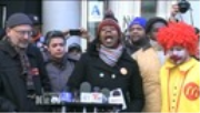VIDEO: Fast-Food Workers Charge McDonald's with Wage Theft