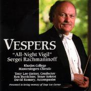 """Rachmaninoff Vespers - """"All-Night Vigil"""""""