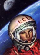 К дню космонавтики