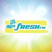 CKNG-FM - fresh fm - 92.5 FM - Edmonton, Canada