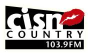 CISN-FM - cisn country - 103.9 FM - Edmonton, Canada