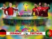Матч дня. Германия vs Португалия