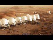 The Martian Settlers Experience
