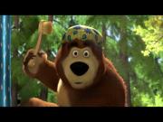 Маша и Медведь - Усатый-Полосатый (Встреча старых друзей)