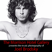The Morrison Hotel presents Joel Brodsky