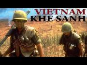 Vietnam War - Battle of Khe Sanh | 1968 | US Marines in Vietnam | Combat Footage | Documentary Film
