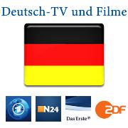 Beginnen Sie KOSTENLOS deutsche TV und Filme zu schauen