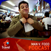 Man v. Food Podcast