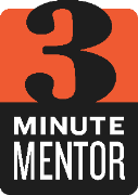 3 Minute Mentor
