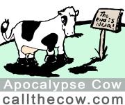 Apocalypse Cow Recording