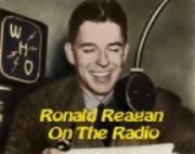 Ronald Reagan On The Air