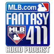 MLB.com Fantasy 411 Audio Podcast