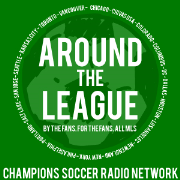 AROUND THE LEAGUE - Major League Soccer - MLS